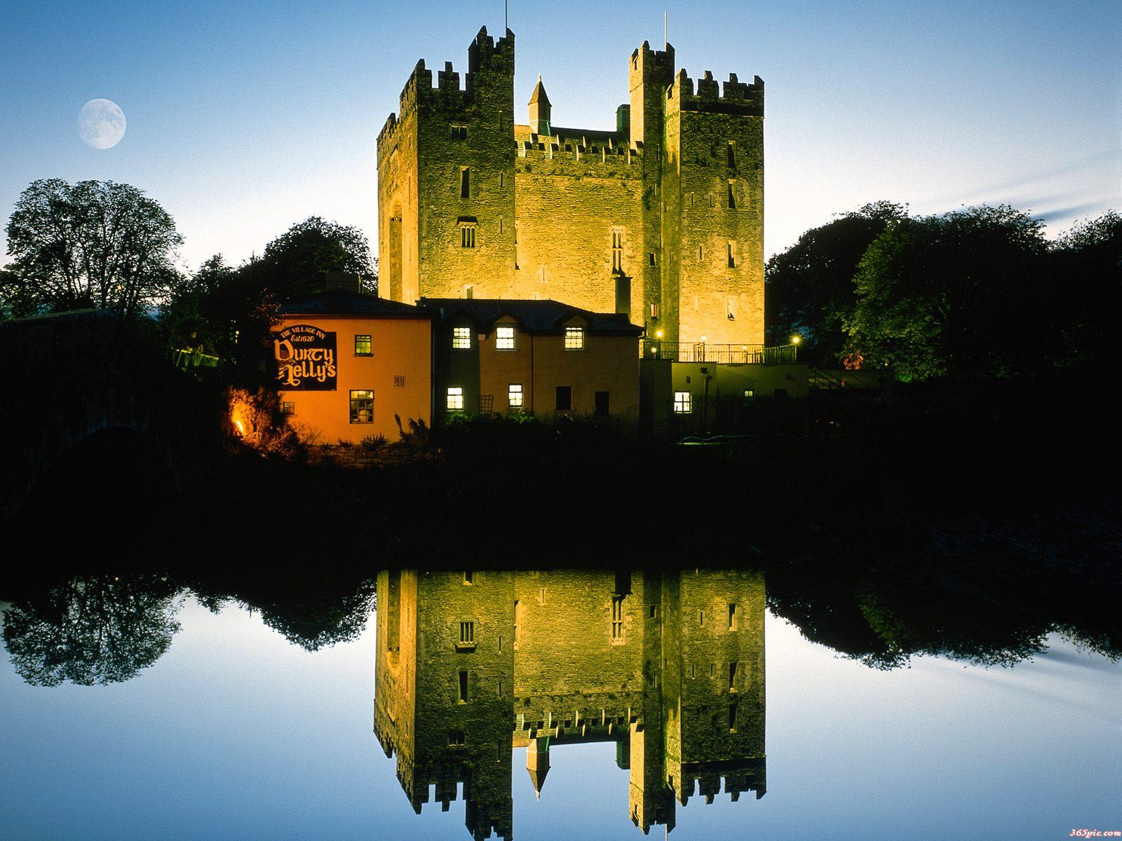 国人持英国签证可以免签去爱尔兰旅游