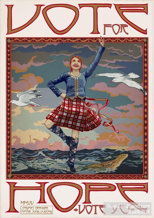 啊,苏格兰!