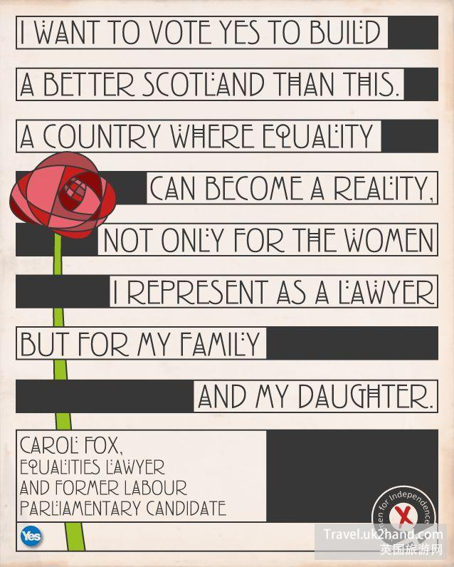 这张和 4、6、7 很像因为它们都用了苏格兰设计师 Charles Renie Mackintosh 的字体和表现风格。
