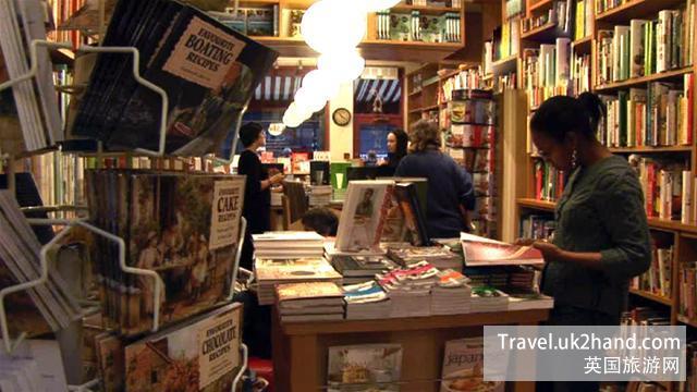 英国美味书店