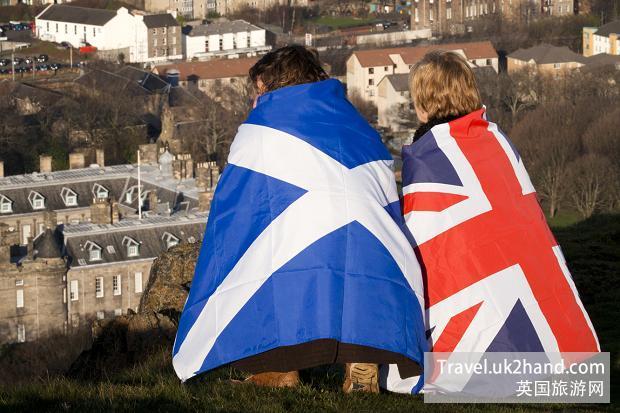英格兰,苏格兰,在一起!