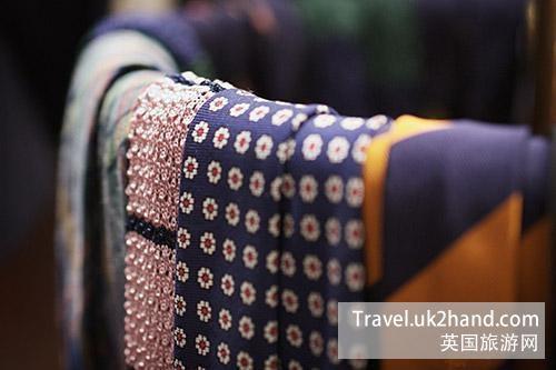 领带的不同材质