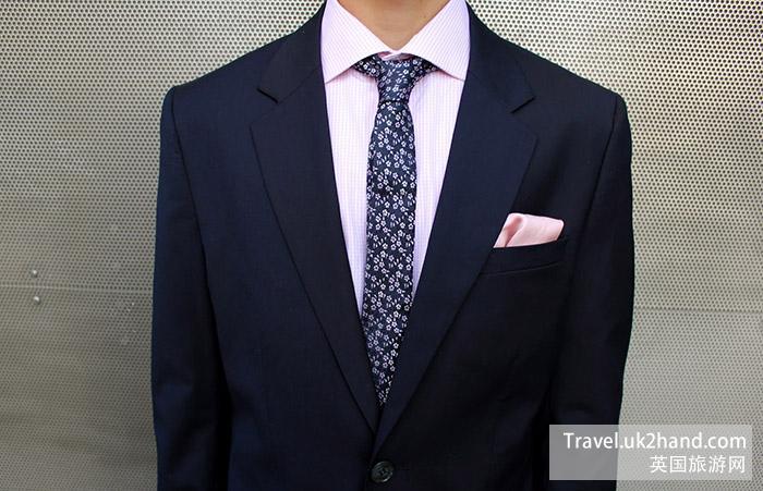 好的西装与领带的搭配不但是对他人的尊重,也是自我形象的提升