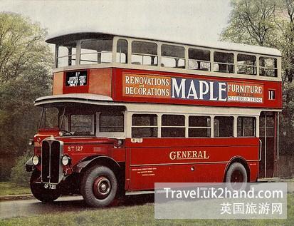 London General / LPTB 1933
