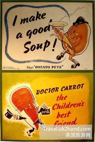 土豆和胡萝卜的海报