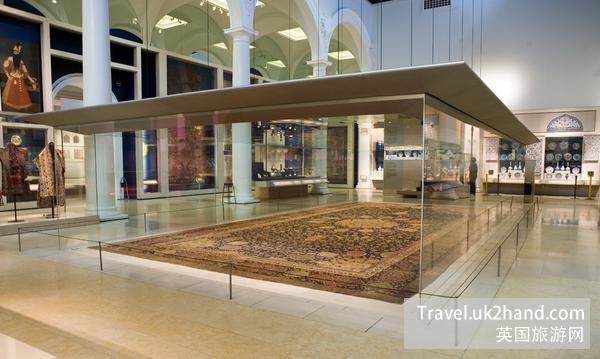 传说中的地毯……