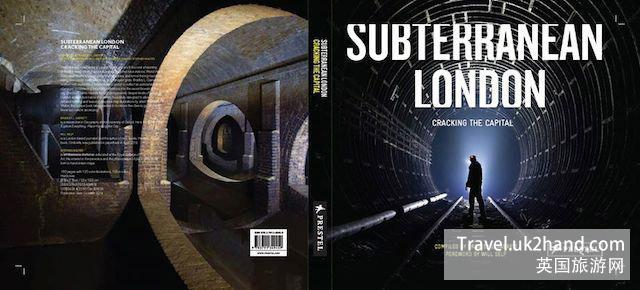 《Subterranean London》包含他们探险过程中拍下的珍贵照片资料