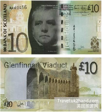 苏格兰钱币