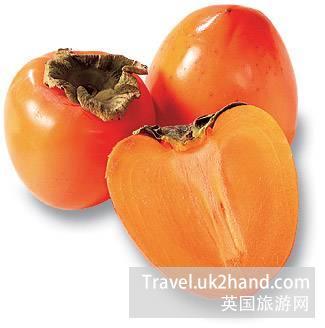 英国的柿子
