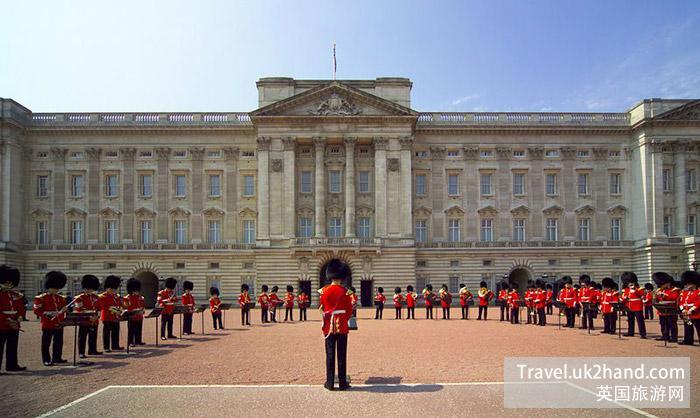 伦敦白金汉宫