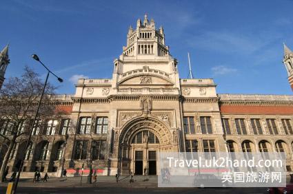伦敦维多利亚阿尔伯特博物馆