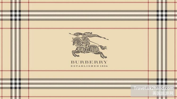 英国巴宝莉 - 著名英伦风衣品牌
