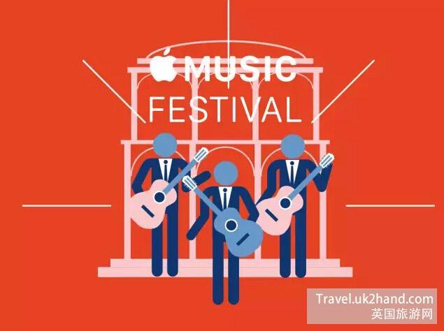英国苹果音乐节
