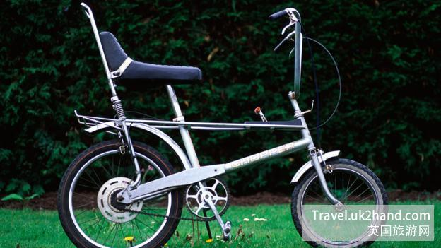 蓝翎 Chopper 英国自行车