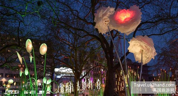 2016伦敦灯光节