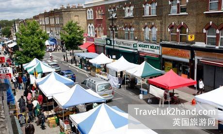 chatsworth market