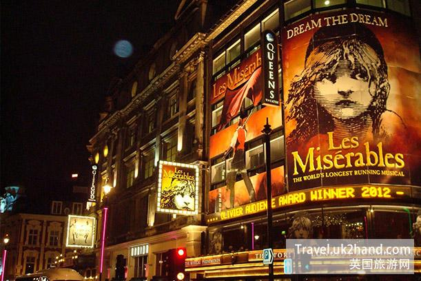 在伦敦看歌剧