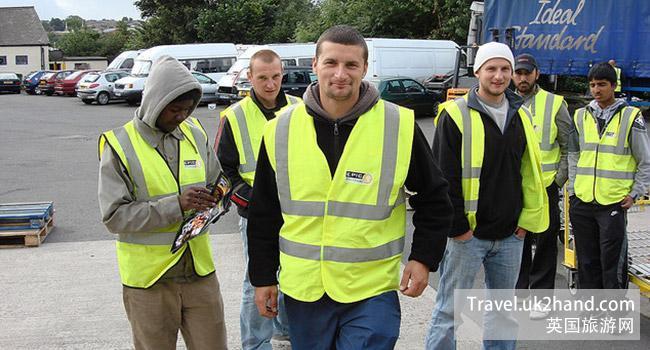 波兰水管工要离开英国啦!