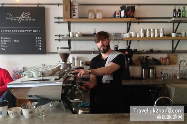 英国的咖啡馆