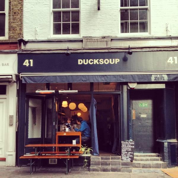 Ducksoup 英国伦敦