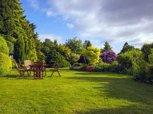 英式自然风景园 English landscape garden