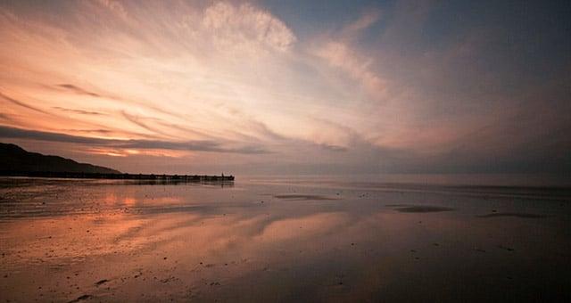 自驾游线路在英国海岸