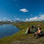 露营爱好者:7个英格兰最好的海边露营地
