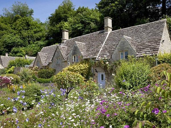 乡村花园 cottage garden