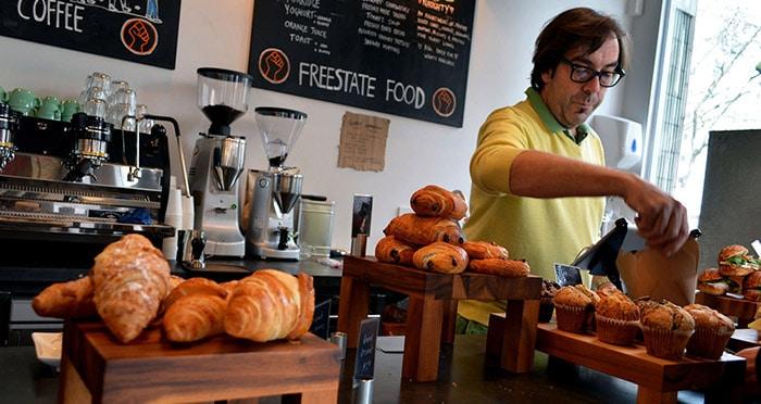 freestatecoffee 伦敦咖啡馆