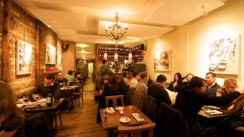 探索伦敦那些小众的餐馆