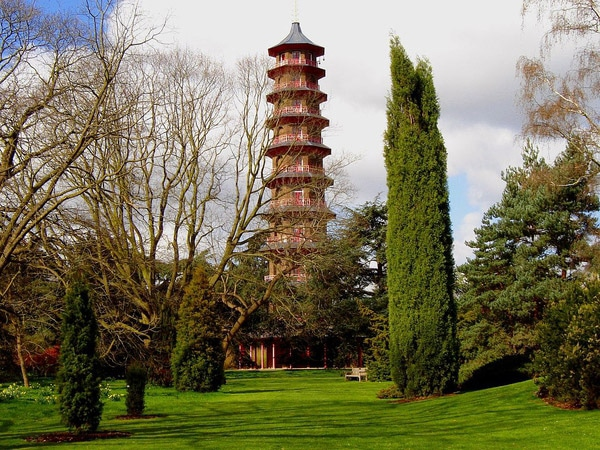 邱园 Kew Garden