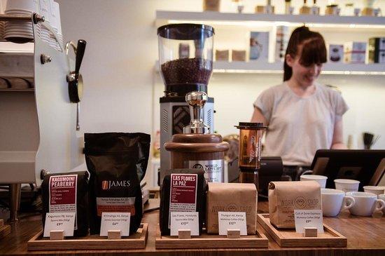talkhouse coffee 伦敦