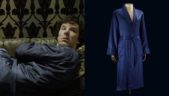 Derek Rose 丝质睡衣