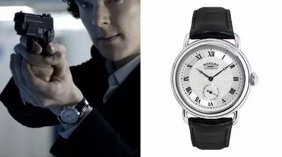 劳特来(Rotary)手表