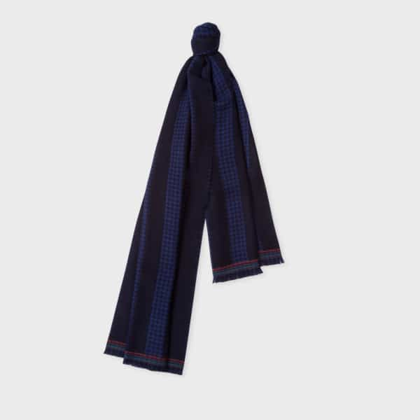 men_s_navy_houndstooth_stripe_wool_scarf