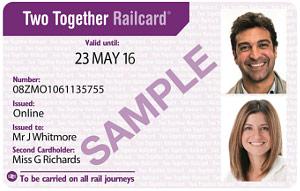 英国火车两人卡