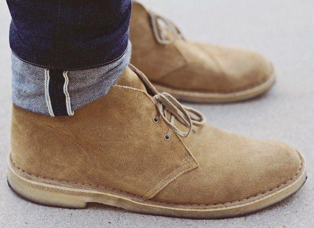 Clarks 鞋