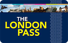 伦敦游览卡通票