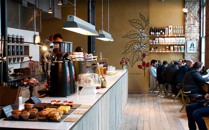 Ozone 咖啡店