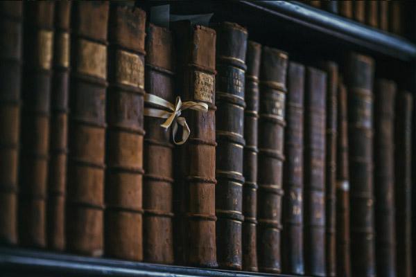 都柏林图书馆的藏书