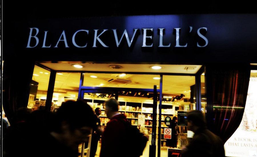 blackwell 书店