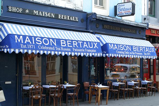 Maison Bertaux 甜品店
