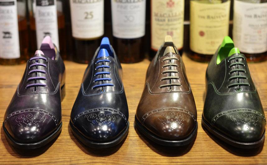 John Lobb Ltd 的骚气鞋子