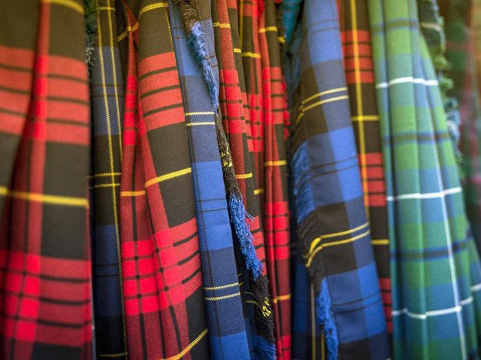 苏格兰纹 Tartan