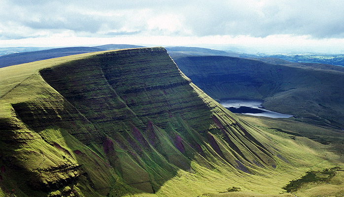 Brecon Beacons 徒步风光