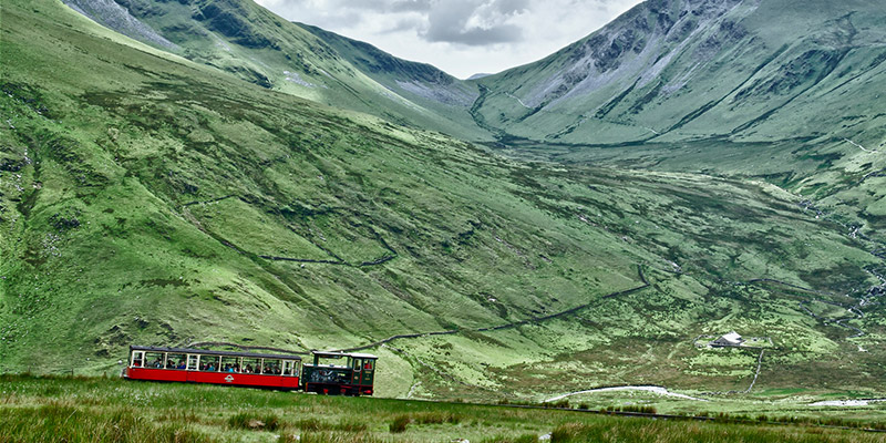 Snowdonia 国家公园攻略