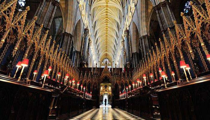 英国的教堂和宗教