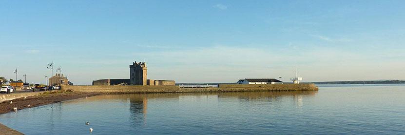 Broughty Ferry 城堡