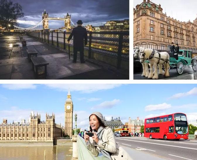 英国旅游与观光