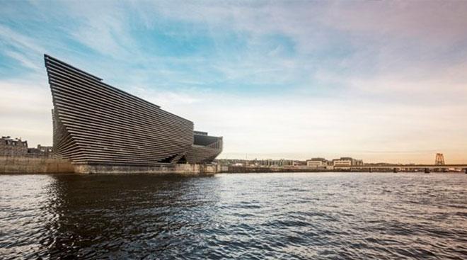 邓迪VA艺术博物馆 V&A Museum of Design Dundee
